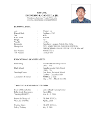 Ideas Collection Cover Letter Certified Welder Resume Certified