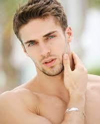 Dimitriy Zinchenko | Rosto masculino, Homens de barba, Homens bonitos