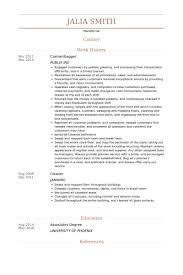 Bagger Resume Samples Visualcv Resume Samples Database