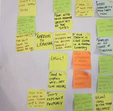 centrestage a digital platform to share vlogs of your skills using quick n dirty paper prototyping alongside role play showed that support in matching skills personal strengths and dreams in a realistic way was a key