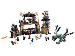 LEGO® 70655 NINJAGO Iron Baron mit Cyborg-Arm und Stab Minifigur Figur NEU  LEGO Baukästen & Sets