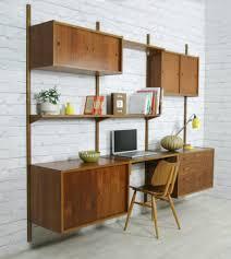 Modular Bedroom Furniture Systems Vintage Modular Ps Wall System Designed By Preben Sarensen For