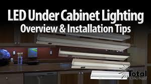 plug in cabinet lighting. LED Under Cabinet Lighting Overview - Plug In Led G