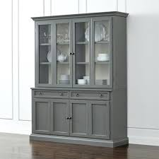 tall cabinet with glass doors storage cabinets and display crate barrel pertaining to tall glass door