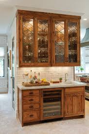 coffee bar ideas kitchen rustic with gray grout wet bar glass shelves