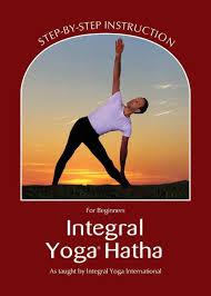 integral yoga book hatha yoga cover