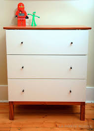 ikea hack tarva dresser diy. DIY IKEA Hack: Tarva Dresser Ikea Hack Diy E