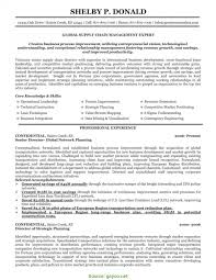 Supply Chain Resumes Simple Supply Chain Coordinator Resume Sample Supply Chain 7
