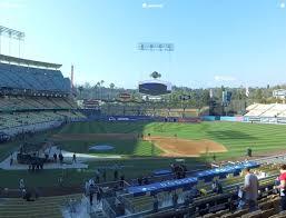 Dodger Stadium Loge Box 124 Seat Views Seatgeek