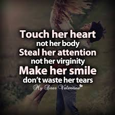 Love Quotes For Him From Her Heart. QuotesGram via Relatably.com
