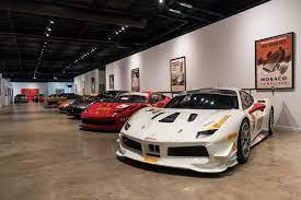 Ferrari Lake Forest Chicago Ferrari Dealership Performance Auto Service