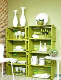 crate wall shelves wall shelf ideas diy wood crate wall shelves