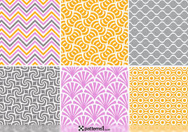 Cool Geometric Shapes and Elements by Patterns1-com