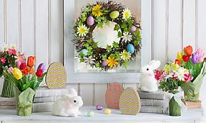 easter decorations easter table decorations decor outdoor
