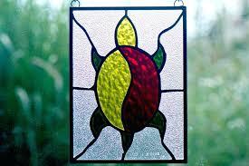 stain glass turtle stained glass turtle stained glass sea turtle lamp