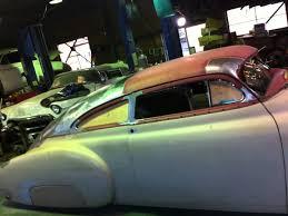1949 Chevy Fleetline Chopped Top 3 Kustom - YouTube