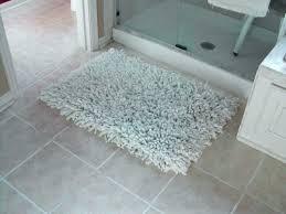 luxury bathroom rugs large