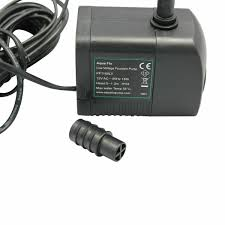 Replacement Water Feature Pump With Light Offshoot 1000 Lph Replacement Water Feature Pump With Light Offshoot Low Voltage