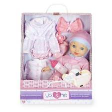 You & Me 18 Inch Cuddle and Crawl Baby Doll - Pink | eBay