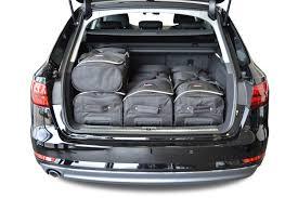 audi a4 2015 exterior. audi a4 avant b9 2015 carbags reistassen travel bags reisetaschen sacs de voyage exterior o