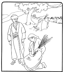 Small Picture Best Ruth And Boaz Coloring Pages Photos New Printable Coloring
