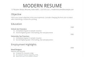 Easy Resume Examples Beauteous Easy Resume Samples Simple Job Template Formal Full Templates For
