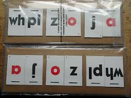 2 Galt Educational Flip Charts Phonics Stand With Letter