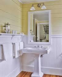 bathroom with wainscoting. Beadboard Bathroom Wainscoting Wainscotting With O