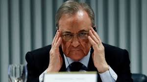Florentino Perez gets infected by Corona!