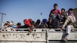 Image result for بازگشت 400 هزار آواره سوری به خانه و کاشانه پس از آزادسازی حلب