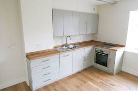 Unfinished And Naked Kitchen Cabinet Doors For Cheap Remodel Project