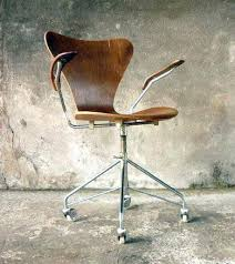 arne jacobsen office chair. Arne Jacobsen Office Chair Desk By Would Be Perfect With Leather Cover 3217