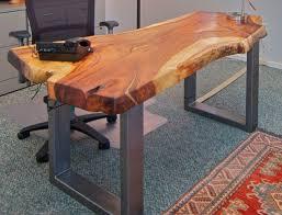 famous rustic office desk