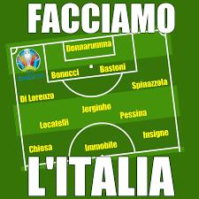 Quale Italia contro il Belgio a Monaco di Baviera nei quarti di finale  dell'Europeo? Proviamo a farne una tutta nostra, senza dover  necessariamente rispettare gli equilibri e senza gli stessi obblighi di