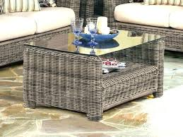 round rattan coffee table. Round Wicker Coffee Table Tables . Rattan