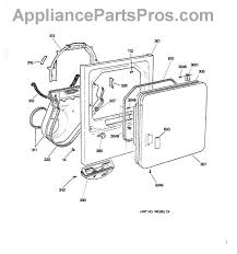 ge we4m415 door switch appliancepartspros com part diagram