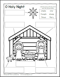 Happy Birthday Jesus Coloring Book   Miss  Adewa  f32e5a473424 likewise 20  FREE Learning Packs for Preschool and Kindergarten also Nativity Pattern Block Mats   This Reading Mama   Christmas Crafts besides Themed Packets Archives   Mamas Learning Corner in addition 40  free printable Christmas games for kids   The Measured Mom moreover Christmas Worksheets   Mamas Learning Corner besides Themed Packets Archives   Mamas Learning Corner moreover Kindergarten Maths Is Fun Worksheet Math Worksheets Newtons moreover  furthermore Christmas Adverbs Worksheet   Mamas Learning Corner further . on nativity worksheets for kindergarten and first grade mamas