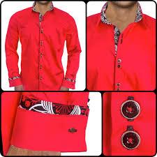 Black Designer Dress Shirt Mens Designer Dress Shirt Inflammation