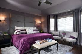 Image for Purple And Grey Bedroom