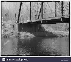 NORTH ABUTMENT Polley Lane Bridge, Spanning Yellow River at Polly Lane,  Gilman, Taylor County, WI WegmanFrench, Lysa, transmitter Stock Photo -  Alamy
