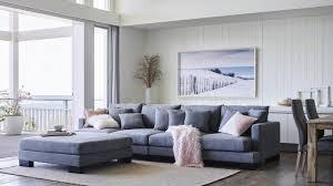 manhatten fabric modular lounge