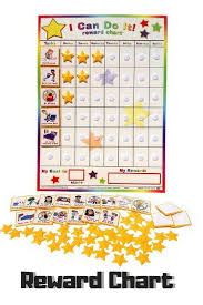 Reward Chart Target A Reward Chart Perfect For Working With Kids At Home