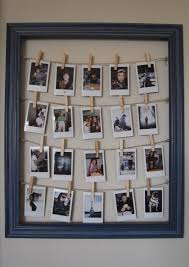 amazing photo frame with string and peg 6 stylish way to display your prized horse style rein d i y birthday cake collage flower love size personalised