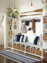 Front Door Coat Rack Entryway Storage Bench With Hooks Full Image For Regarding And Coat 82