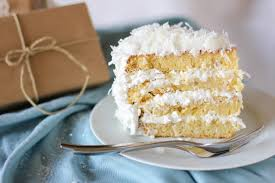 Moist Fluffy Coconut Cake Willow Bird Baking