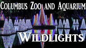 Zoo Lights Columbus Ohio 2018 Columbus Zoo Wildlights 2017