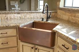 farm style sink copper farm style sink goes great in almost any kitchen could go modern