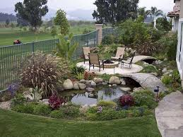 Backyard Ponds 20 Beautiful Small Backyard Pond Design Ideas Decpot Backyard