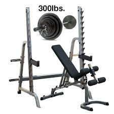 I Am Looking At A Nautilus Bench Press With A Squat Rack Squat And Bench Press