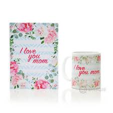 i love you mom fl gift set